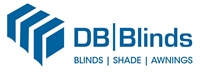 DB Blinds  Logo  Horiz