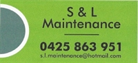 S & L Maintenance Pty Ltd